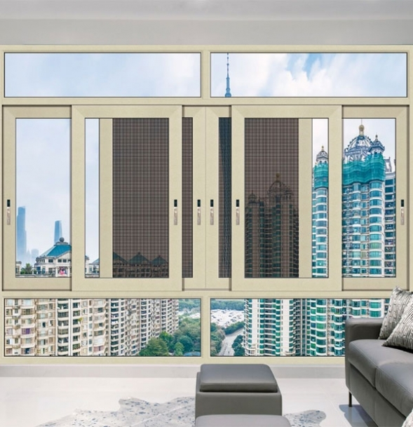 廣東系統門窗氣密性及制作工藝